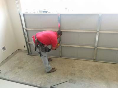 garage door installation in Texas City